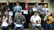 Central January students of the month