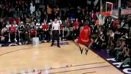 D-Rose Dunk of the Day: Jordan-esque