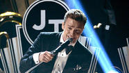 JT nails his Grammy return