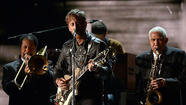 The Black Keys bring life to a very slow Grammys