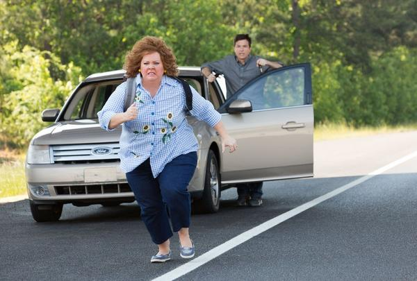 """Identity Thief"" ran away with the top spot at the box office."