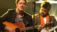 Grammys 2013: Mumford & Sons win album of the year
