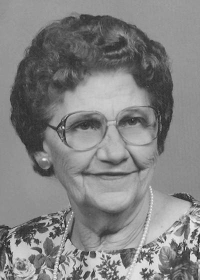 Pearl Mae Harr