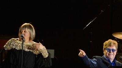 Grammys 2013: Mavis Staples and real feeling in Levon Helm tribute