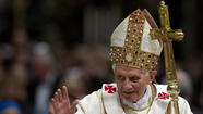 Pope Benedict XVI to step down at end of month
