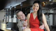 Restaurant couples find other times, ways to create romance