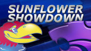 For the first time in years, K-State comes to Lawrence for the bi-annual Sunflower Showdown as the higher ranked team.