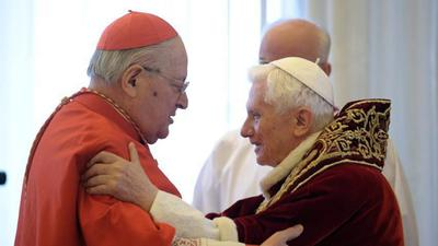Pope Benedict XVI to become first pope in 600 years to resign