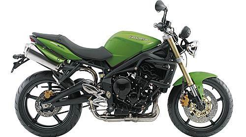 A small number of Triumph motorycles are recalled for poor ball bearings