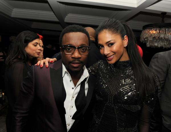 Anthony Hamilton and Nicole Scherzinger.