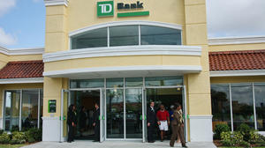 Fast-growing TD Bank opening another branch