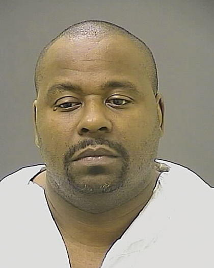Monte Carter, 38, charged with killing Jennifer Conyers and setting her home on fire
