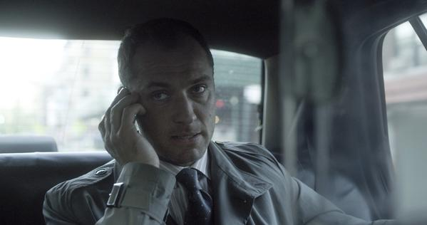 """Jude Law in a scene from the movie """"Side Effects."""""""