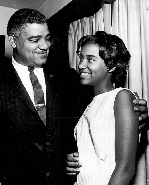 "Bonnie Boswell, shown with her uncle Whitney Young Jr., has made a documentary about him. ""The Powerbroker: Whitney Young's Fight for Civil Rights"" is scheduled to air Monday on ""Independent Lens"" (WTTW-Ch. 11)."