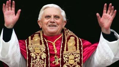 The Pope Retires