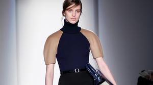 New York Fashion Week fall 2013: Victoria Beckham