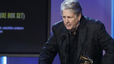 Brian Wilson says 'no' to more Beach Boys reunion shows
