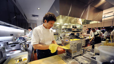 Three star Michelin chef from Italy comes to Fort Lauderdale's Valentino