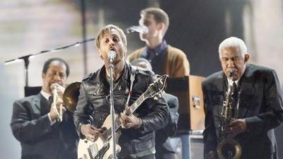 The Black Keys' banner Grammy night leads into busy 2013