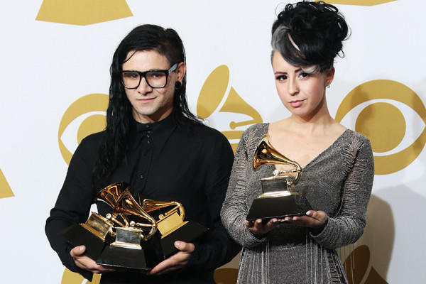 Sirah and Skrillex.