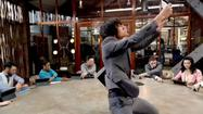 Microsoft is back with more break dancing to promote its latest Surface tablet.
