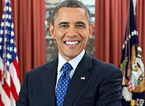 Obama in second term