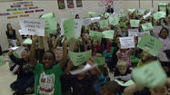 PHOTOS: I Love to Read - Sylvester Elementary
