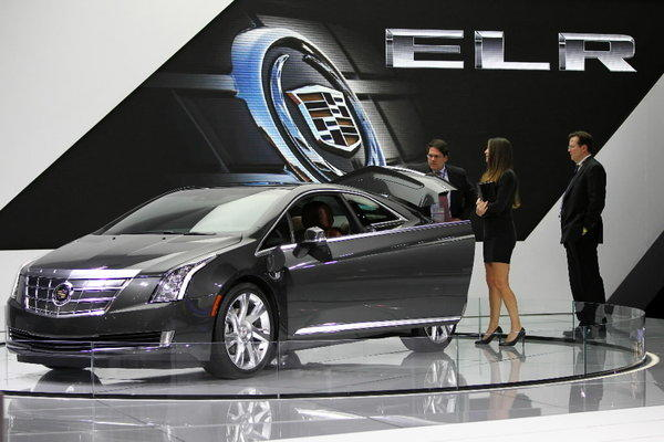 A luxury coupe based on the Chevrolet Volt plug-in hybrid, the ELR will go on sale in January 2014 for $75,995. The electric range will be about 35 miles before the gas engine takes over.Read more>>>
