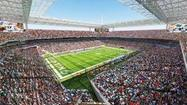 – The Miami Dolphins and Miami-Dade County government announced Monday they hope to hold a special election on whether public funds should be used to finance $400 million in renovations to Sun Life Stadium. The renovations would be made in hopes of landing Super Bowl 50 in 2016.