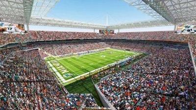 Dolphins hope to put $400 million Sun Life Stadium renovation to public vote