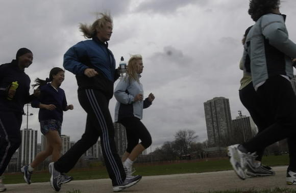 Is exercising outside in winter months a good idea?