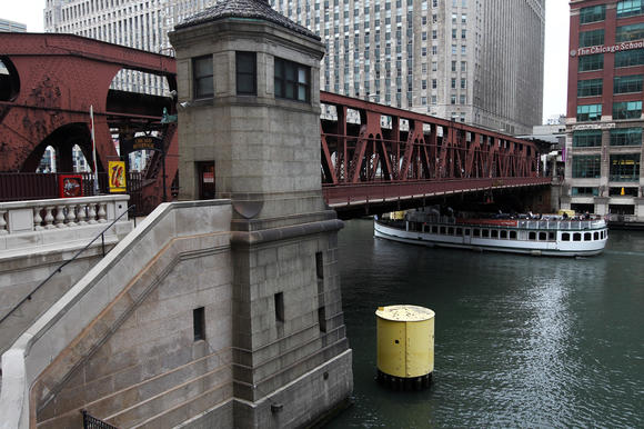 CTA airs details on Brown, Purple line service during bridge work