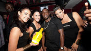 Miami Beach Buzz: Comedian Kevin Hart parties at Play