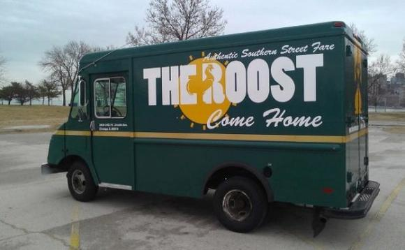 The Roost food truck