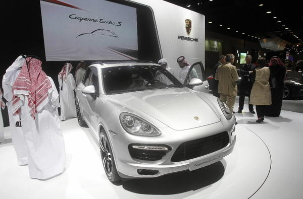 Even German sports car maker Porsche is fuel conscious these days, adding a 3.0-liter diesel engine to the roster for 2013. The Cayenne SUV already was available as a hybrid.