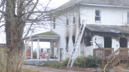 Blaze at Churchville home caused by dryer; damage estimated at $75,000