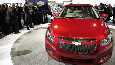 Green cars: New energy at Chicago Auto Show