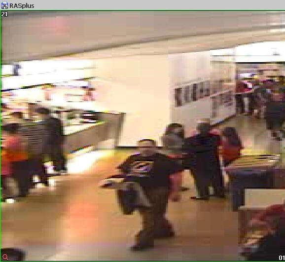 Howard County Police have released an image of the man accused of exposing himself to a group of young girls at the Mall in Columbia.