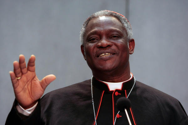 The cardinals who might be pope - Cardinal Peter Kodwo Appiah Turkson