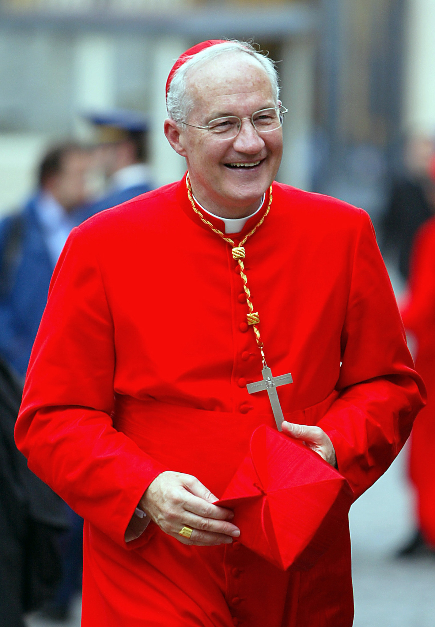 The cardinals who might be pope - Cardinal Marc Ouellet