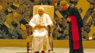Howard County Catholic leaders react to Pope Benedict's resignation