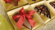 VIDEO Chocolatier ready for Valentine's Day