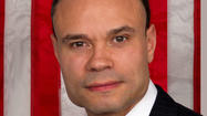 Former U.S. Senate candidate Dan Bongino said Monday he won't seek either the vacant Anne Arundel County executive position or the Maryland GOP chairmanship.