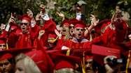Student loan debt -- a bit of good news