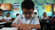 Nearsighted kids may get worse in winter