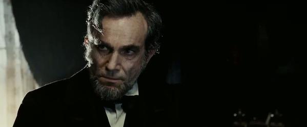 "Daniel Day-Lewis stars in the Steven Spielberg film ""Lincoln."""