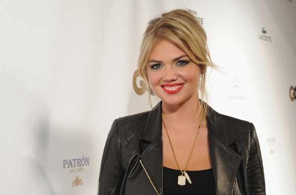 "Kate Upton will be a guest on ""Late Show With David Letterman"""
