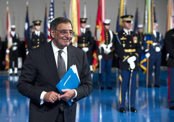 Outgoing Defense Secretary Leon E. Panetta signed an order Monday permitting same-sex partners and their dependents to use many family-oriented facilities and services on U.S. military bases.