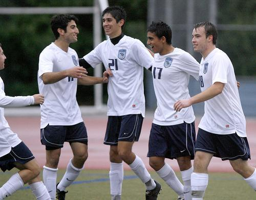 ARCHIVE PHOTO: Crescenta Valley finished second in the Pacific League after winning it the previous three seasons.