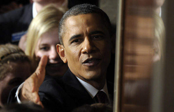 President Barack Obama / Susan Walsh, Associated Press